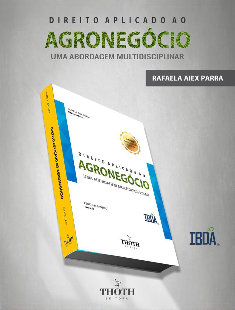 ibda-livro-2019 direito do agronegócio dieito agro